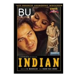 Indian (new) - DVD