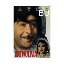 Diwana (old) - DVD