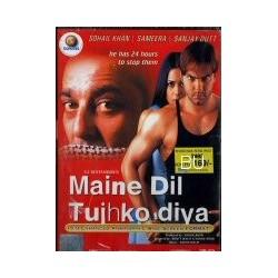 Maine Dil Tujhko Diya - DVD