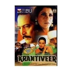 Krantiveer - DVD