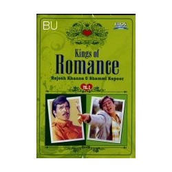 Kings Of Romance - Rajesh Khanna & Shammi Kapoor VOL 1 - DVD