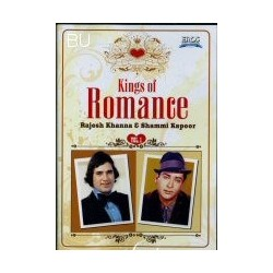 Kings Of Romance - Rajesh Khanna & Shammi Kapoor VOL 2 - DVD