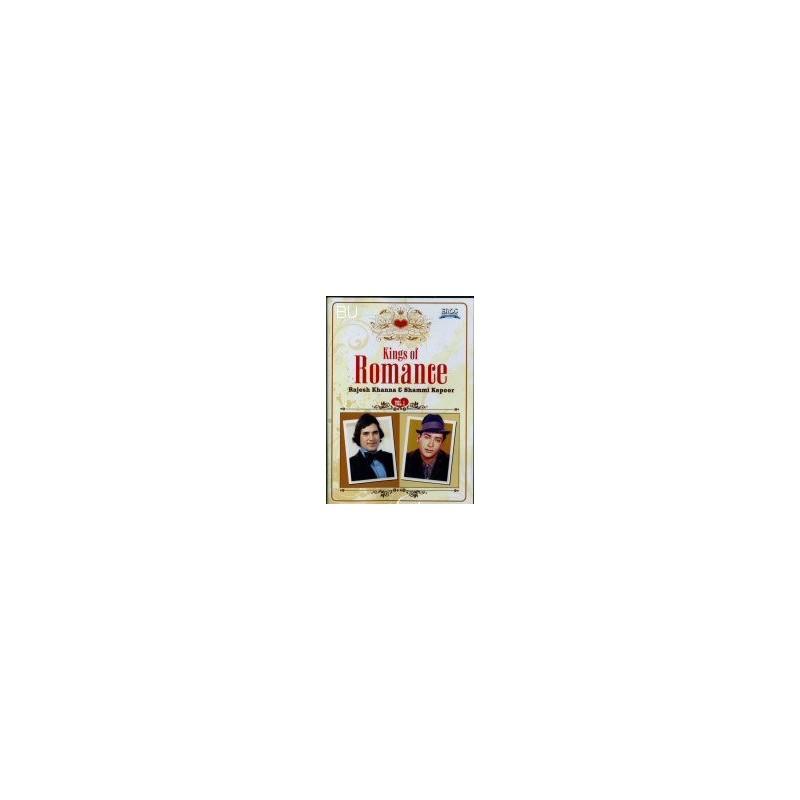 Kings Of Romance - Rajesh Khanna & Shammi Kapoor VOL 2 - DVD