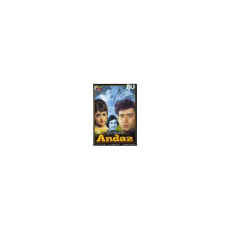 Andaz / Shammi Kapoor - DVD