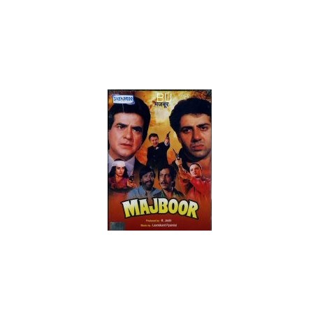 Majboor(new) - DVD