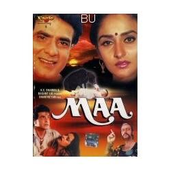 Maa (Jeetendra)- DVD