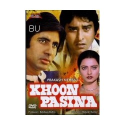 Khoon Pasina - DVD