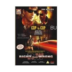 Right Yaaa Wrong - DVD