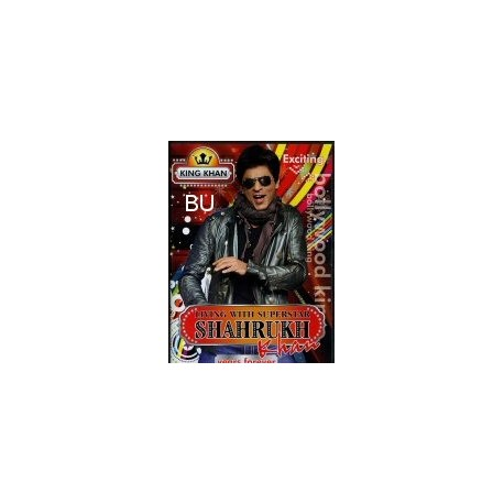 Living with Shah Rukh Khan - DVD