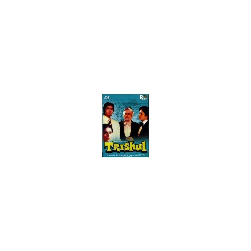 Trishul - DVD