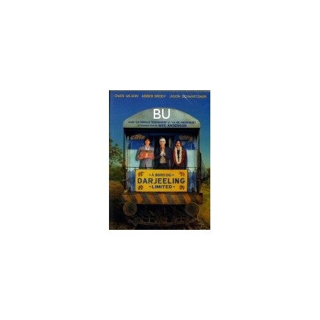 A bord du Darjeeling Limited - DVD Collector