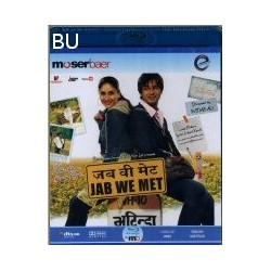 Jab We Met - BLURAY