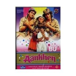 Aankhen (1993) - DVD