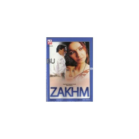 Zakhm - DVD