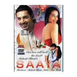 Saaya - DVD