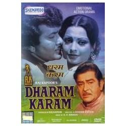 Dharam Karam - DVD