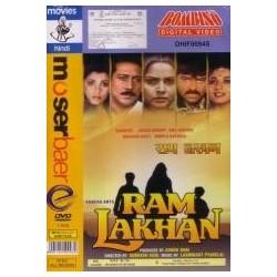 Ram Lakhan - DVD