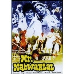 Mr. Natwarlal - DVD