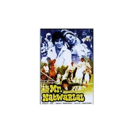 Mr. Natwarlal - DVD