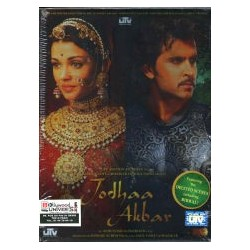 Jodhaa Akbar - 3 DISC SET