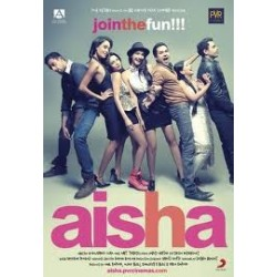 Aisha  DVD