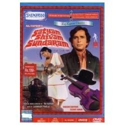 Satyam Shivam Sundaram(Roupa) - DVD