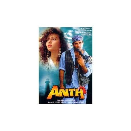 Anth DVD