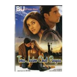 Tera Jadoo Chal Gayaa - DVD