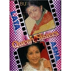 Lata & Asha Queens DVD Clips