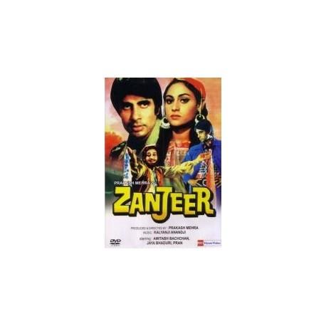 Zanjeer - DVD