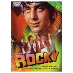 Rocky (old) DVD
