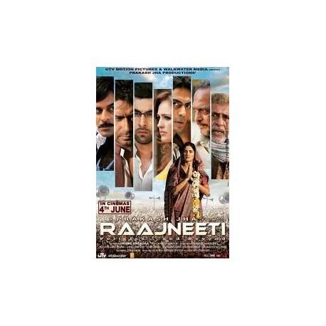 Raajneeti DVD