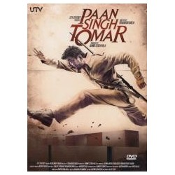 Paan Singh Tomar DVD Collector+DVD STFR