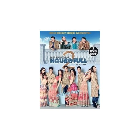 Housefull 2 DVD Collector