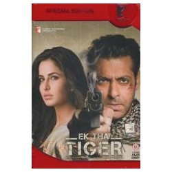 Ek Tha Tiger DVD Collector