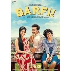 Barfi DVD