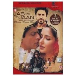 Jab Tak Hai Jaan 3 DISC SET