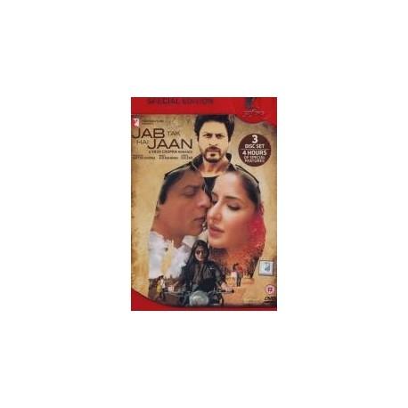 Jab Tak Hai Jaan 3 DISC SET