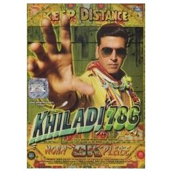 Khiladi 786 DVD Collector