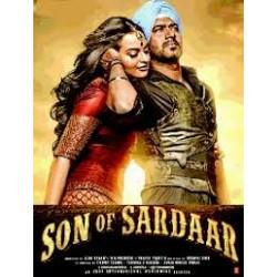 Son Of Sardaar DVD
