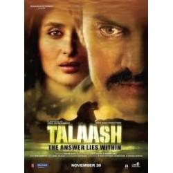 Talaash (2012) DVD