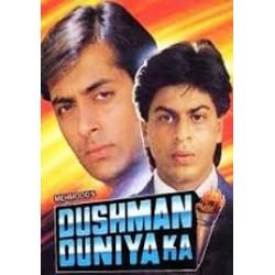 Dushman Duniya Ka  DVD