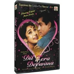 Dil Tera Deewana old (en couleur) DVD