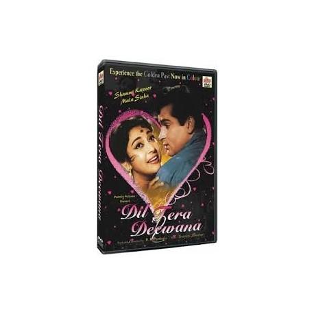 Dil Tera Deewana old (en couleur) DVD