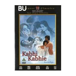 Kabhi Kabhie - DVD