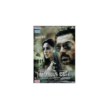 Madras Cafe DVD