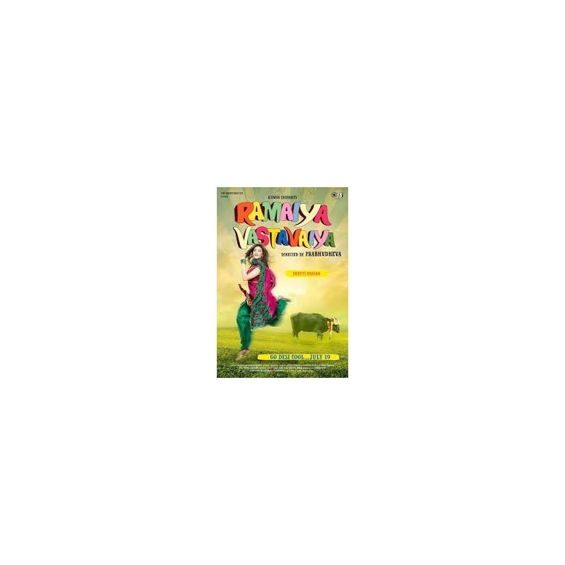 Ramaiya Vastavaiya DVD
