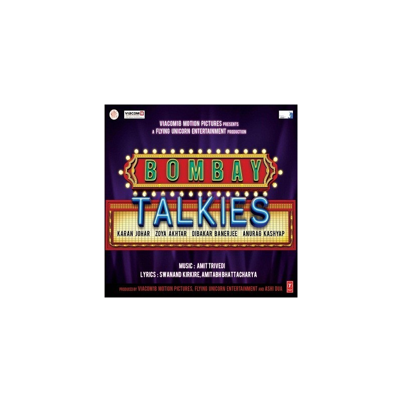 Bombay Talkies (new)DVD Collector