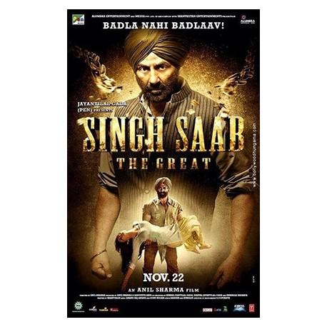 Singh Saab The Great DVD