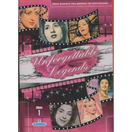 Unforgettable Legends - DVD Clips